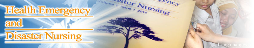 HEDN Health Emergency and Disaster Nursing